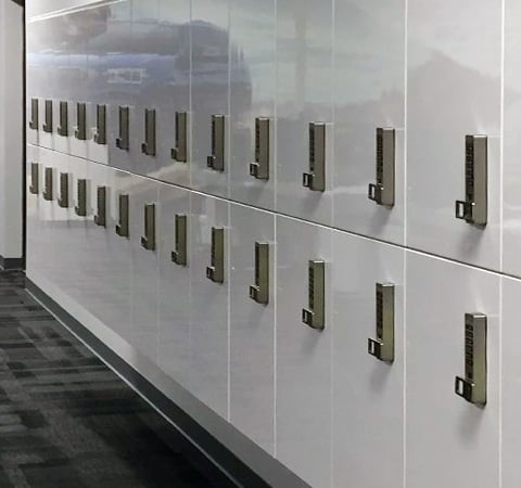 modular locker solutions
